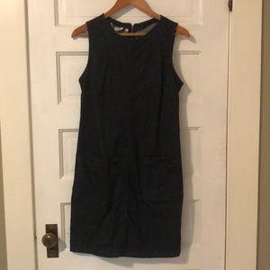 Gently used Boden denim dress size 8R